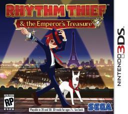Rhythm Thief & the Emperor´s Treasure