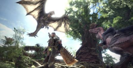 <em>Monster Hunter World</em> recibirá más monstruos mediante DLC gratuito