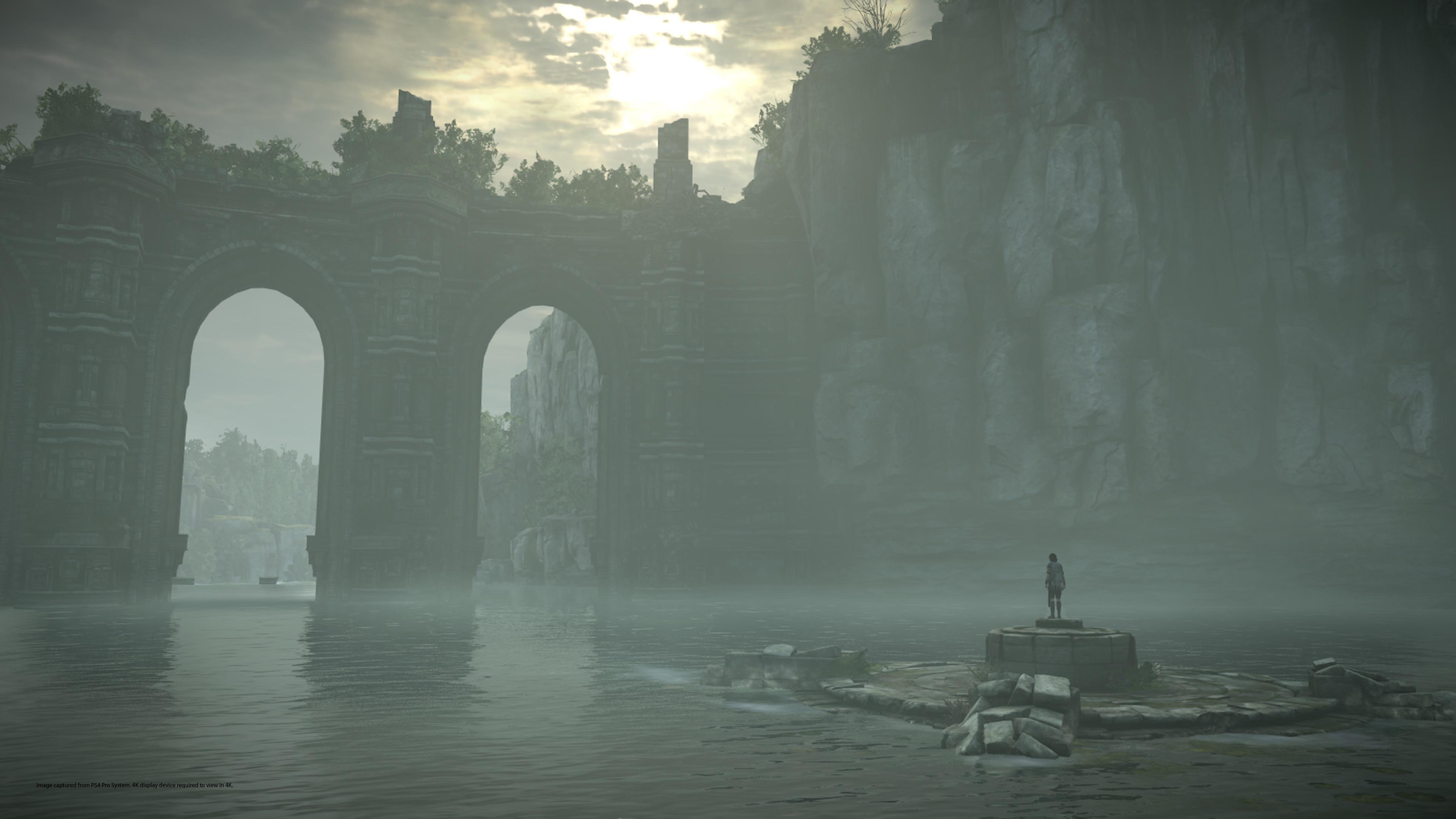 Shadow Of The Colossus Un Buen Ejemplo De Cómo Deben
