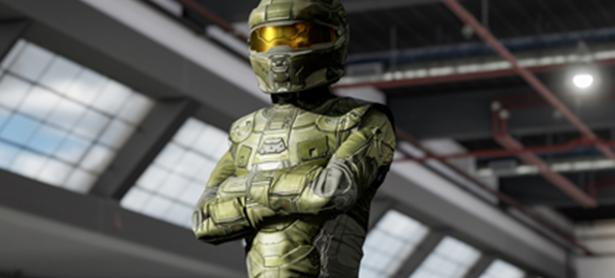 La armadura del Master Chief estará disponible en <em>Forza Motorsport 7</em>