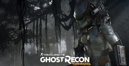 <em>Ghost Recon Wildlands</em> recibirá a Predator como DLC gratuito