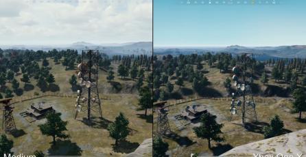 Así se compara <em>PUBG</em> en PC versus Xbox One y Xbox One X