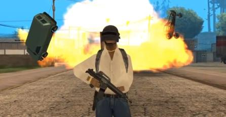 <em>GTA: San Andreas Multiplayer</em> añade modo de juego Battle Royale