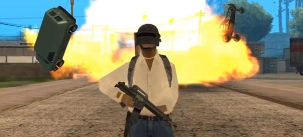 <em>GTA: San Andreas Multiplayer</em> añade modo de juego Battle Royale