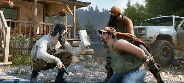 Conoce a tus aliados de Guns for Hire en <em>Far Cry 5</em>