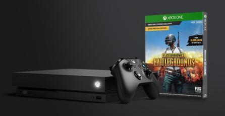 <em>PUBG</em> rompe la barrera del millón de jugadores en Xbox One