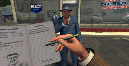 Revelan requisitos mínimos de <em>L.A. Noire: The VR Case Files</em>
