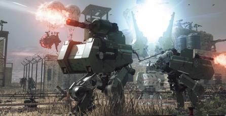 <em>Metal Gear Survive</em> revela más detalles de su Beta Abierta en enero