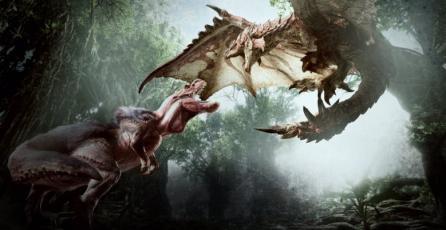 Beta de <em>Monster Hunter World</em> regresará para navidad sin restricciones