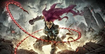 <em>Darksiders III</em> estrena nuevo video de gameplay
