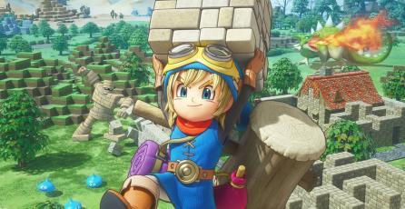 Ve el nuevo avance de <em>Dragon Quest Builders</em> para Switch