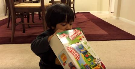 Niño de 6 años hizo 11 millones de dólares en YouTube reseñando juguetes