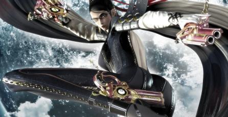 Revelan peso de los 2 juegos de <em>Bayonetta</em> para Switch