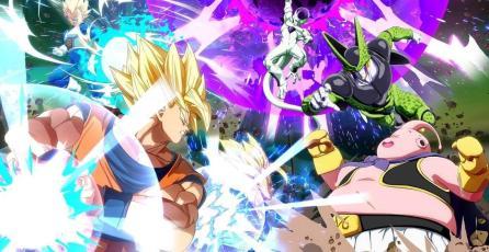 Beta Abierta de <em>Dragon Ball FighterZ</em> será del 14 al 16 de enero