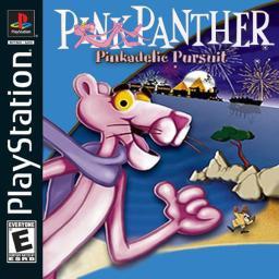 The Pink Panther: Pinkadelic Pursuit