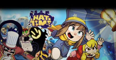 <em>A Hat in Time</em>
