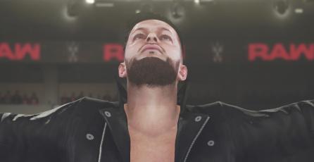 <em>WWE 2K18 </em>para Nintendo Switch recibe su primer parche