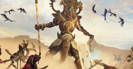 Revelan la nueva facción de <em>Total War: Warhammer 2</em>
