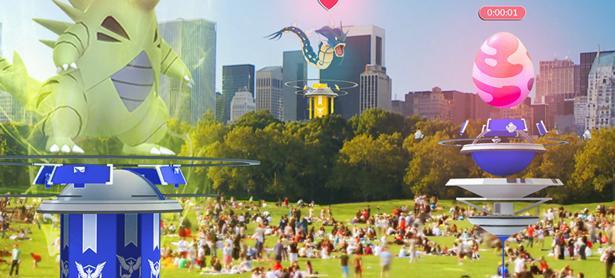 <em>Pokémon GO</em> recibe una característica exclusiva para iPhone