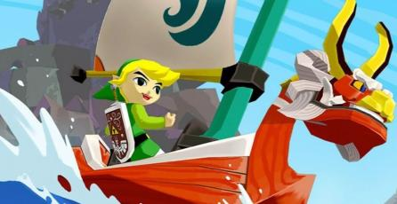 Soliani presentó port de <em>Zelda: The Wind Waker</em> para Game Boy Advance