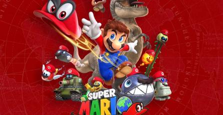 Selección musical de <em>Super Mario Odyssey</em> llegará a iTunes