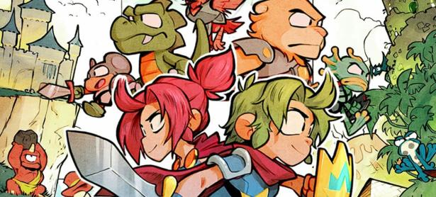 Menús estilo retro llegan a <em>Wonder Boy: The Dragon's Trap</em>