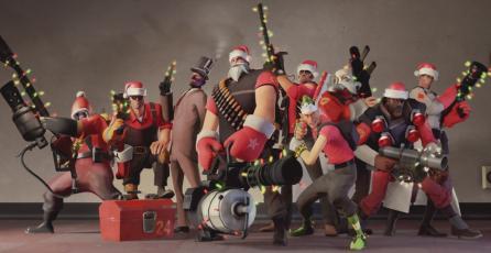 Comienza el evento navideño de <em>Team Fortress 2</em> de este año