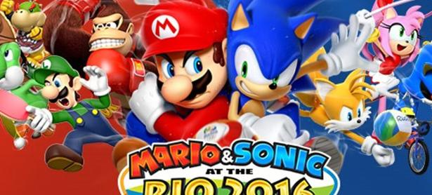 <em>Mario & Sonic at the Rio 2016 Olympic Games</em> desaparecerá de la eShop