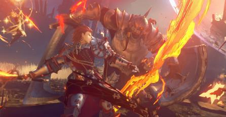 Checa el primer gameplay de <em>Granblue Fantasy Project Re: Link</em>