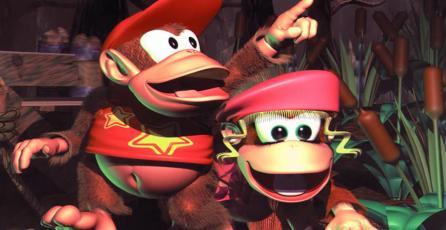Así luciría <em>Donkey Kong Country 2 HD</em>