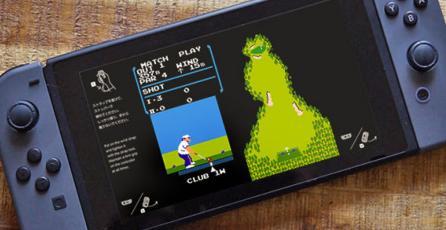 Nintendo removió todo registro de <em>Golf</em> en el código de Switch