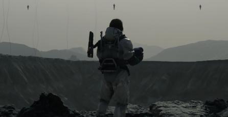 Kojima: anuncio de <em>Death Stranding</em> los sorprenderá en 2018