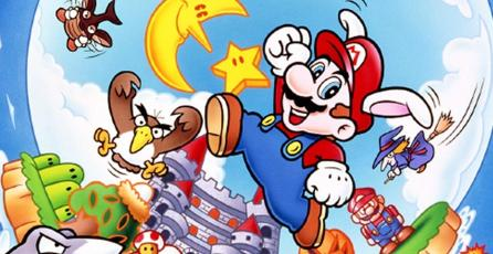 ROM hack hace que <em>Super Mario Land 2</em> luzca mejor que nunca