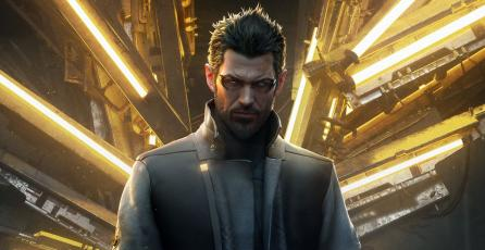 PS Plus enero: descarga <em>Deus Ex: Mankind Divided</em> gratis