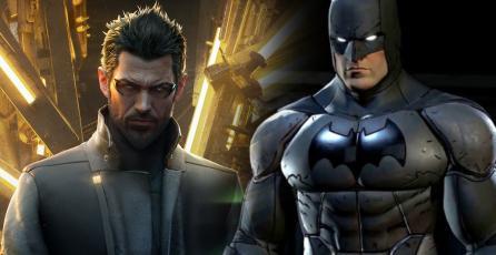 <em>Deus Ex: Mankind Divided</em> y <em>Batman</em> de Telltale son los juegos de PS Plus para enero
