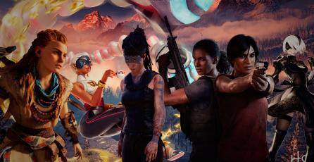 2017: el año de los personajes femeninos en videojuegos