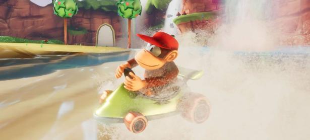 Recrean <em>Diddy Kong Racing</em> en Unreal Engine 4