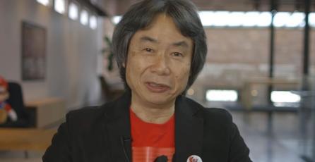 Miyamoto: damos más oportunidades a los creativos jóvenes