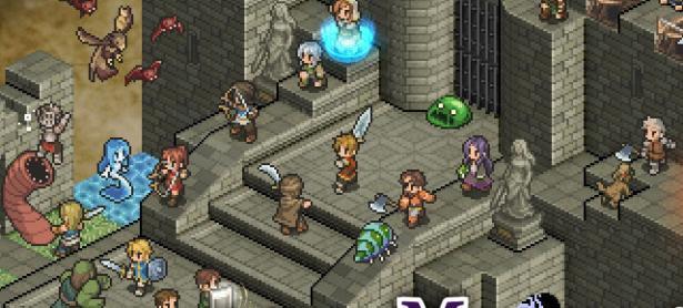 Colección de <em>Mercenaries Saga</em> llegará a Nintendo Switch