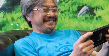 Aonuma: libertad debe mantenerse en los próximos juegos de <em>Zelda</em>