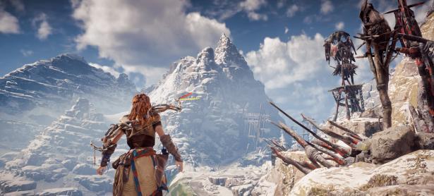 <em>Horizon: Zero Dawn</em> es considerado el juego más impresionante del 2017 en lo técnico