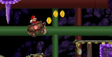 Fans crean impresionante ROM hack de <em>New Super Mario Bros.</em>