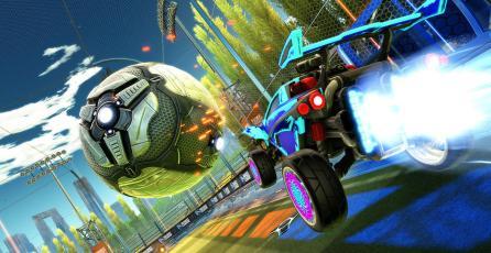 <em>Rocket League</em> alcanzó 40 millones de usuarios
