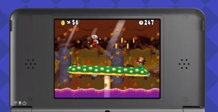 Fans crean impresionante nuevo juego de <em>Super Mario Bros.</em> para Nintendo DS