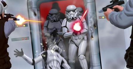 <em>Star Wars: Battlefront II</em>de LucasArts recibe nuevo update