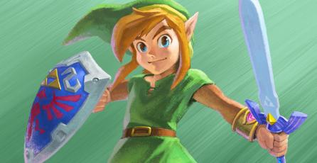 RUMOR: <em>Zelda: A Link Between Worlds</em> llegará a Switch