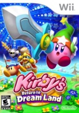 Kirbys Return to Dream Land