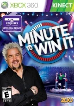 Minute To Win It for Kinect