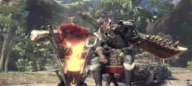 Revelan tamaño de <em>Monster Hunter World</em> en PS4