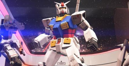 Bandai Namco prepara sorpresas para los fans de <em>Gundam</em>